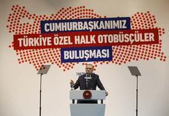 Cumhurbaşkanı Erdoğandan UBER açıklaması