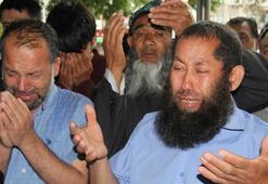 Son dakika: Yer: Kayseri Uygur İslam alimi için ağladılar