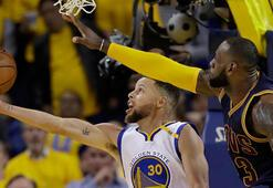 NBAde 4üncü Warriors-Cavaliers düellosu