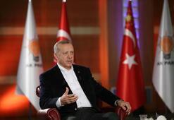 Son Dakika: Cumhurbaşkanı Erdoğan canlı yayında tek tek açıkladı