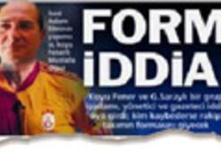 Bir Galatasaray'lı Fener forması giyer mi