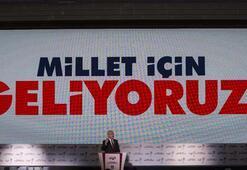 Son dakika CHP seçim beyannamesini açıkladı