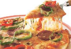 Derbiyi evden izleyenler  pizzacıları zengin etti