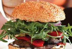 Gurme burger trendi yayılıyor