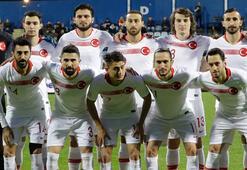 İran maçıyla İstanbulda milli hasret bitiyor