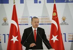 Son dakika: Cumhurbaşkanı Erdoğan: Kudüsteki haklarımızdan taviz vermeyeceğiz