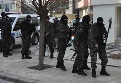 Cama çıktı Özel harekat polisleri alarma geçti