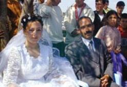 'İstanbullu kuma' kocasının yanında