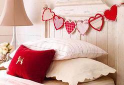 Sevgililer günü dekorasyonu