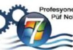 Windows 7: Uzman ipuçları