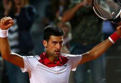 Djokovic ve Sharapova yarı finalde