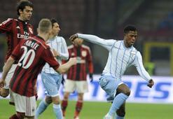 Milan - Lazio: 0-1