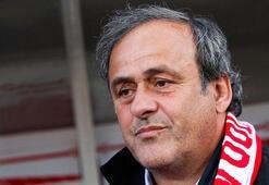 Michel Platiniden Dünya Kupası fikstür itirafı