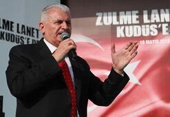 Başbakan Yıldırım: Filistin Türkiyenin meselesidir