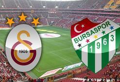Galatasaray Bursaspor maçı ne zaman saat kaçta hangi kanalda
