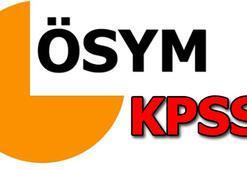 KPSS başvuru | KPSS başvuru nasıl yapılır