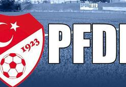 Play-offlar sonrası PFDK sevkleri belli oldu