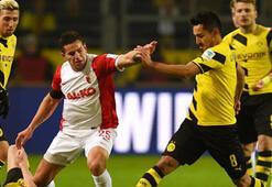 Borussia Dortmund - Augsburg: 0-1