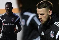Beşiktaşta sakatlık kabusu sürüyor Miloseviç ve Opare en az..