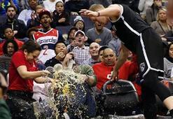 NBAde bira banyosu