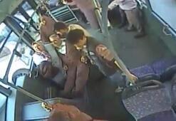 Bir şehir onu konuşuyor Kahraman otobüs şoförü...