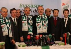 Timsah Arena artık Bursasporun