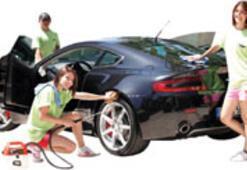 Yeni trend: Arabaya kuru temizleme