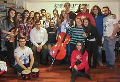 'Otizm Orkestrası' gün sayıyor