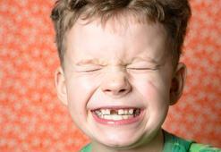 Çocuklarda diş sıkma yaygın