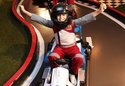 Çocuklar için sürüş deneyimi
