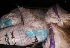 Van'da kaçak avlanmış bir ton balık ele geçirildi