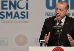 Son dakika: Cumhurbaşkanı Erdoğandan 115 bin misafir öğrenciye müjde