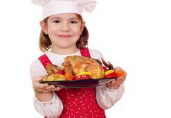 Çocuk beslenmesinde üç adım çok önemli