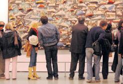"""""""Artık müzede olduğunu duyurmak bir trend"""""""