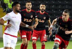 Gazişehir Gaziantep- Boluspor: 1-0