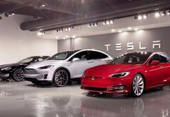 Teslanın gizemli aracı ortaya çıktı