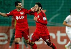 Bayer Leverkusen - Kaiserslautern: 2-0