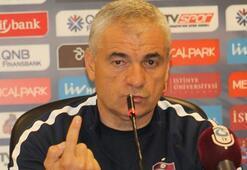 Rıza Çalımbay: Bu kadar sorunun içinde Trabzonspor iyi ayakta kalmış