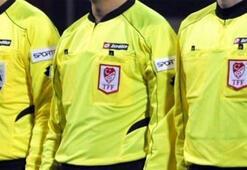 Spor Toto Süper Ligde haftanın hakemleri açıklandı
