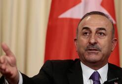 Bakan Çavuşoğlundan ABDye İran tepkisi