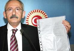İşte 4.5 milyon €'luk  teslimatın belgeleri