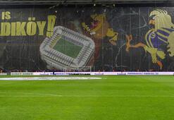 Fenerbahçenin  koreografisi sosyal medyada olay oldu