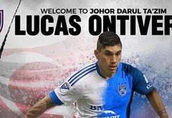 Lucas Ontivero, Malezyaya transfer oldu