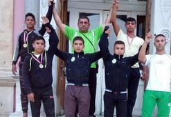 Edirne Belediyesi güreşçileri Kırkpınara hazır