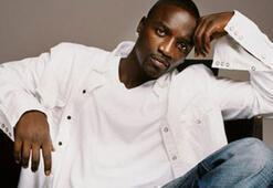 Akon İstanbulda