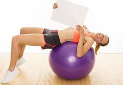 Hızlı zayıflamak için omurgalarınıza yüklenmeyin