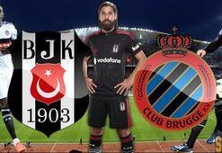 Beşiktaş Club Brugge Maç Sonucu : 3-1