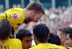 Hannover-Borussia Dortmund: 2-3