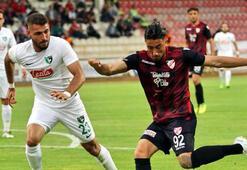 Boluspor-Denizlispor: 1-0
