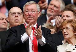 Ferguson beyin kanaması geçirdi Manchester Uniteddan açıklama